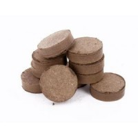 Pack 15 pastilles de terreau 60mm