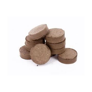 Pack 15 pastilles de terreau 60mm