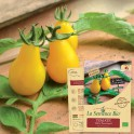 TOMATE Yellow Pearshaped  Bio